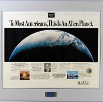 Image of Delta's World Adventure / To Most Americans, This Is An Alien Planet. - 1992
