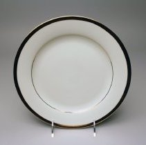 Image of Delta First Class Dinner Plate - 1992-1998