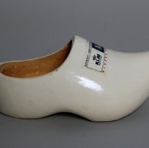 "Image of ""KLM/Northwest Global Partners Wooden Shoe"
