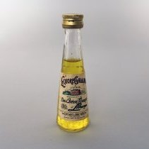 Image of Miniature Liquor Bottle of Liquore Galliano -