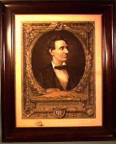 Image of Portrait of Lincoln