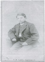 Image of Edalbert Cooley Collection - Veteran record