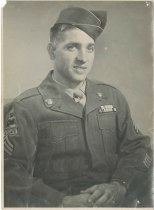 Image of Albert Holman Collection - Veteran interview