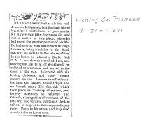 Image of 1881,jan.isaac Agney Obit
