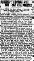 Image of Nov 26 1918 Advocate Pg 1