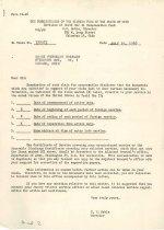 Image of Claim Letter