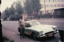 Image of Carl E Miller Collection - Veteran record