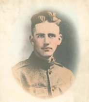 Image of Carl S Brown Collection - Veteran record