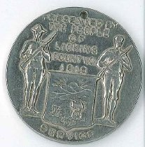 Image of County Medal Front