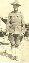 Image of Asa D Osborn Collection - Veteran record