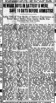Image of Nov 26 1918 Advocate 1