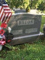 Image of Carl A Bacon Collection - Veteran record