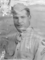 Image of Abraham L Coffinbarger Collection - Veteran record