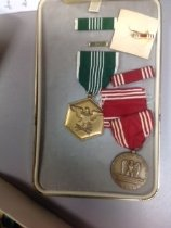 Image of Army Commendation Medal And Good Conduct Medal