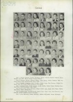 Image of Newark High School Yearbook Central 1950