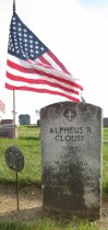 Image of Alpheus R. Clouse Collection - Veteran record