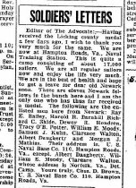 Image of Advocate Jan 26 1918