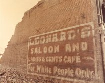 Image of 1985.18.1 - Leonard's Saloon