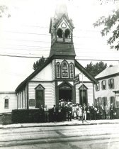 Image of 2009.15.2037 - Phoebus Baptist Church