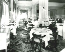 Image of 2009.15.6340 - Chamberlin Hotel Dining Room.
