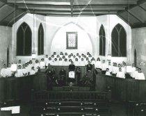 Image of 2009.15.6448 - Methodist Church Choir