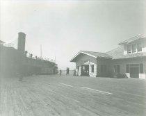 Image of 2009.15.6574 - Old Point Comfort Dock, Fort Monroe