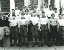 Image of 2009.15.6627 - Aggie's Boys Football Team