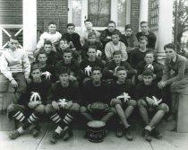 Image of 2009.15.6628 - Aggie's Boys Football Team