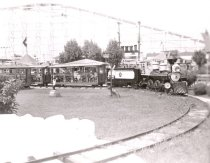 Image of 2012.36.12 - Miniature Train - Buckroe Amusement Park