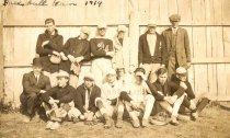 Image of 2008.33.26 - Hampton High School Baseball team 1914