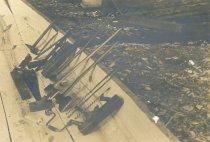 Image of 2008.63.1 - Log Canoe Construction Process