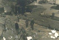 Image of 2008.63.8 - Log Canoe Construction Process
