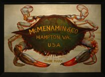 Image of 2013.19.1 - McMenamin & Co. Sign