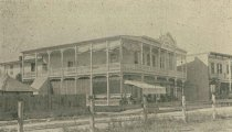 Image of X.121.1.9 - Atlantic Garden Hotel and Restaurant, J.J. Leonard, Prop'r