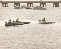 Image of 1997.3.173 - Speedboat Race on Hampton Roads.