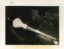 Image of 1997.3.219 - Project Mercury Capsule Testing at Free-Flight Tunnel