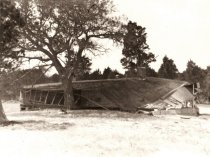 Image of 1983.44.8 - Langley Storm Damage from 1933