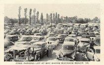 Image of 2007.38.1 - Free Parking Lot at Bay Shore