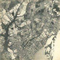 Image of X.1150.6 - Aerial View of Hampton - Phoebus, Buckroe, East Hampton