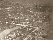 Image of 1982.34.3 - Downtown Hampton - Aerial View (Copy)