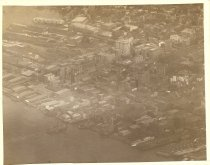 Image of 2000.8.36 - Downtown Norfolk - Aerial View