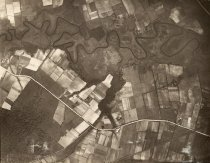 Image of 2000.8.55 - West Queen Street - Aerial View