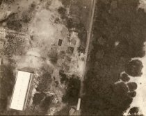 Image of 2000.8.78 - Unidentified Dirigible Hangar - Aerial View