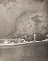 Image of 2000.8.8 - Fort Monroe Coastal Fortifications - Aerial View