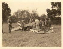 Image of 2007.81.29 - Unidentified Plane Crash Wreckage