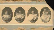 Image of X.214.2 - James Sands Darling, II Infant Portraits