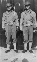 Image of 2012.28.5 - Fort Wool - Sgt. McIntyre & SSgt. Downie Wray