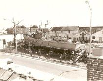 Image of X.1171.1 - Work boat at Darling Marine Railway