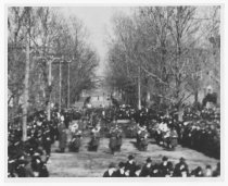 Image of 1987.18.96 - Funeral procession at Casino Grounds