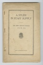 Image of 1984.60.7 - A Study in Staff Supply